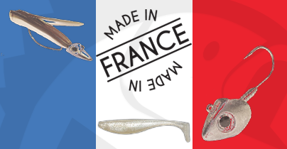 articles de pêche made in france