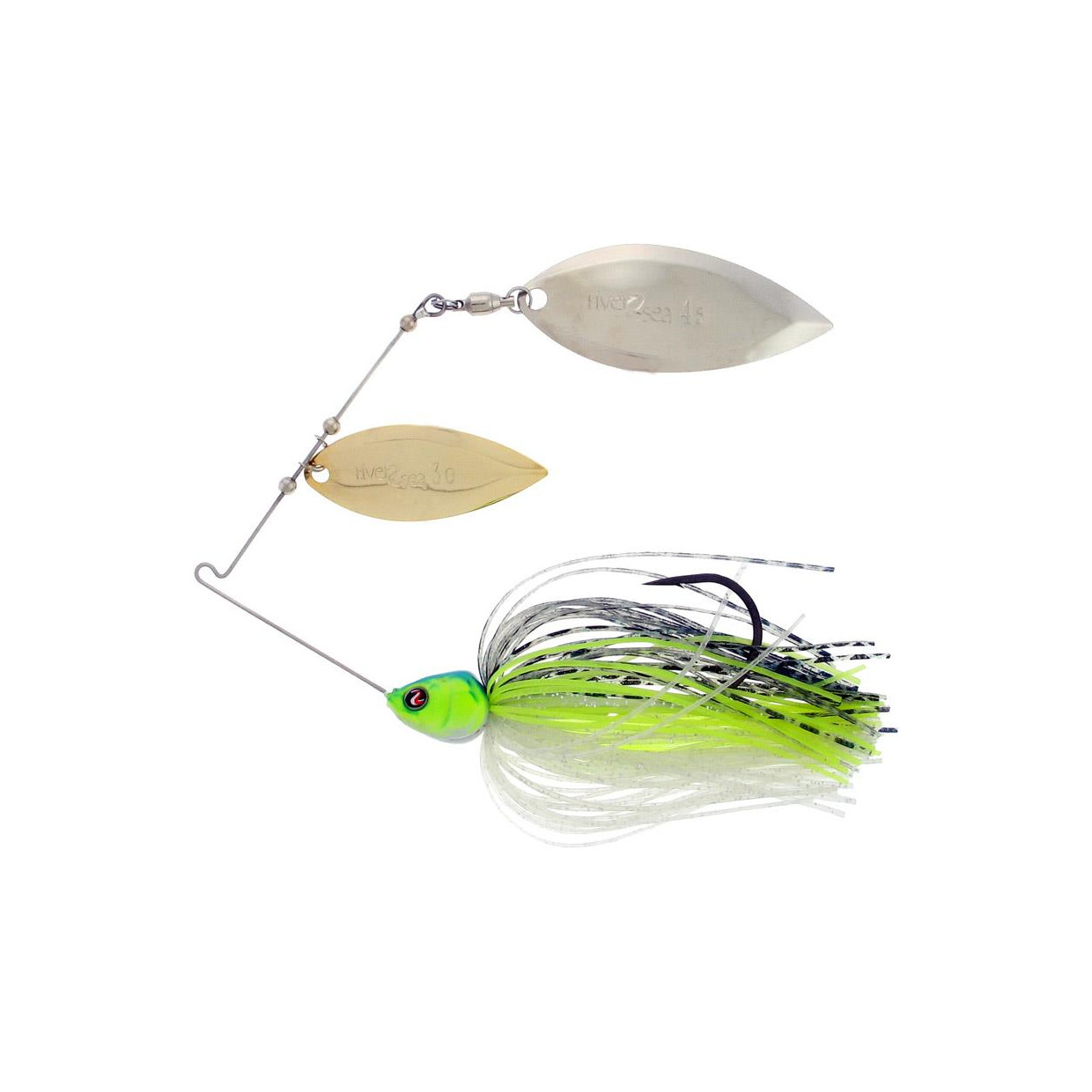 SPINNERBAIT RIVER2SEA BLING 14 GR