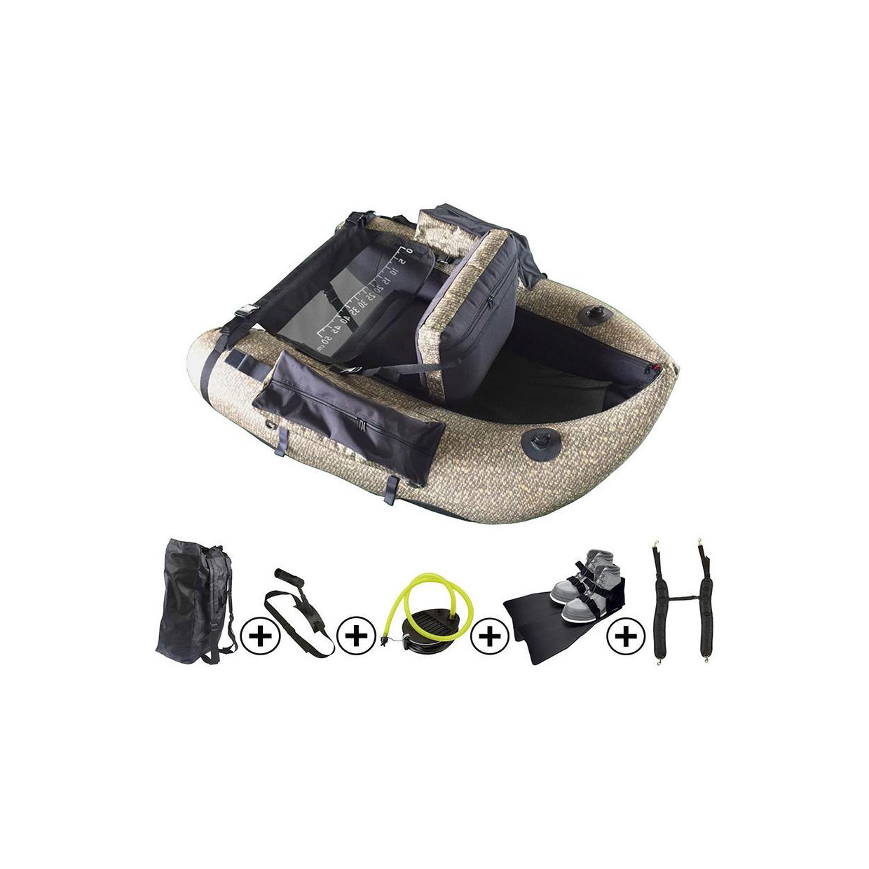 PACK FLOAT-TUBE SPARROW AXS