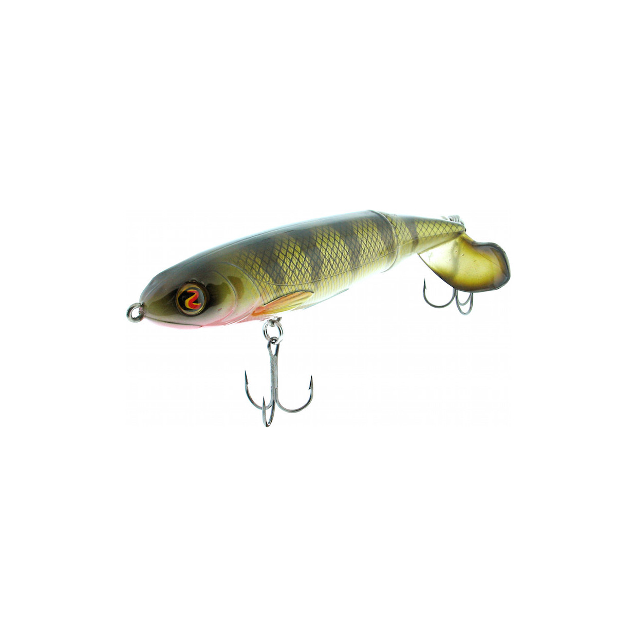 LEURRE DE SURFACE RIVER2SEA WHOPPER PLOPPER 110 MM