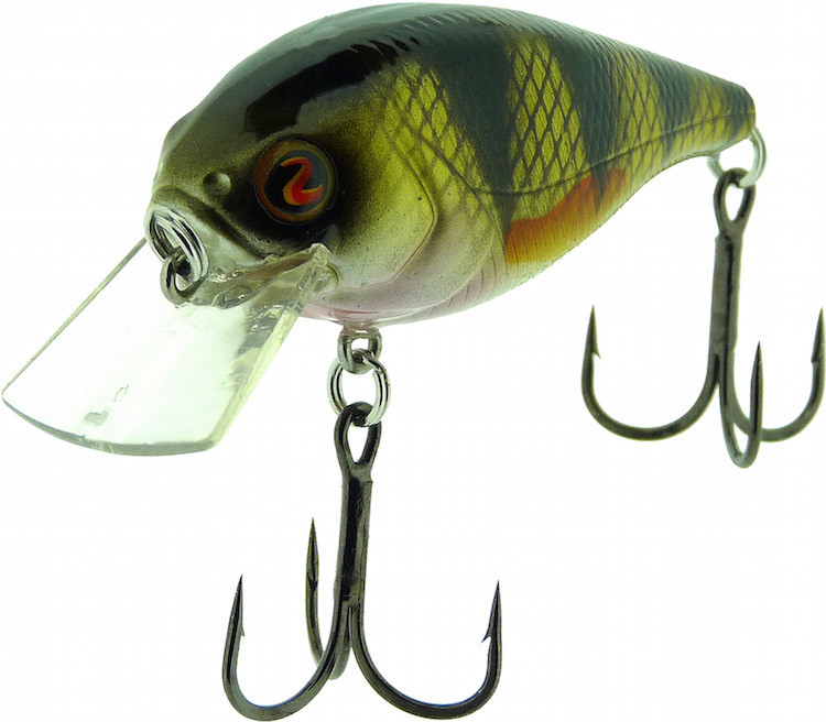 POISSON NAGEUR CRANKBAIT RIVER2SEA BIGGIE 57 MM
