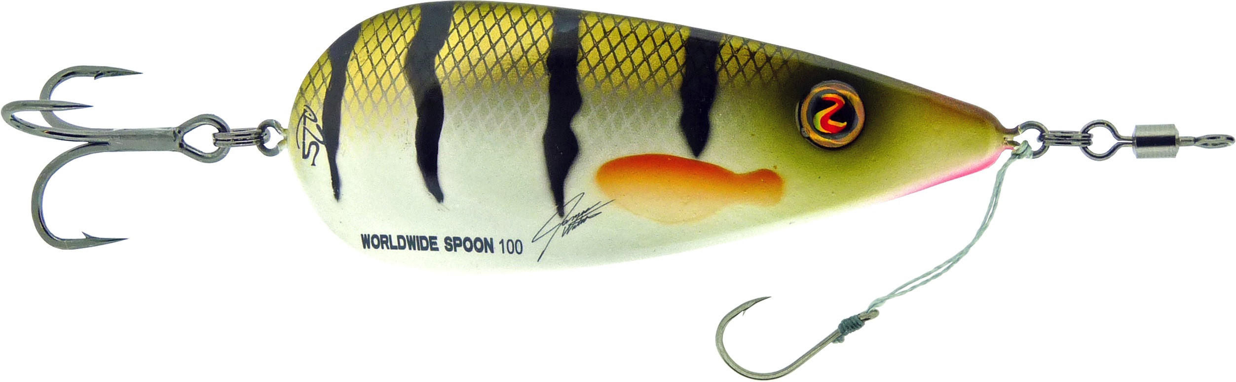 CUILLER ONDULANTE RIVER2SEA WORLDWIDE SPOON 100
