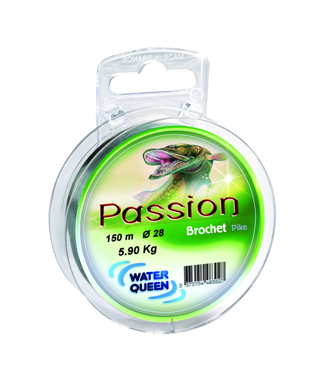 FIL PASSION BROCHET 150m WATER QUEEN