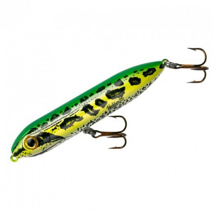 POISSON NAGEUR STICKBAIT HEDDON MINI SPOOK JR 85MM